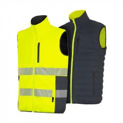 Bodywarmer haute visibilité NEPAL
