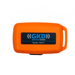 Badge piéton RFID