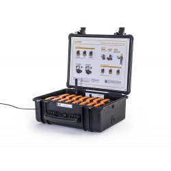 Station de recharge pour batteries connectées ELEKSEN